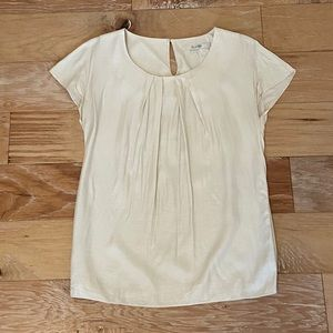 Boden Scooped Neck Blouse